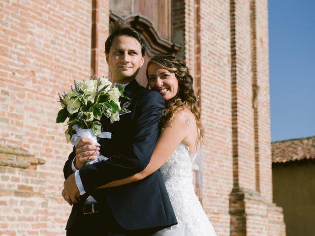 Il matrimonio di Francesco e Valeria a Treville, Alessandria 29