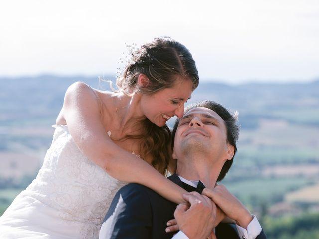 Il matrimonio di Francesco e Valeria a Treville, Alessandria 31