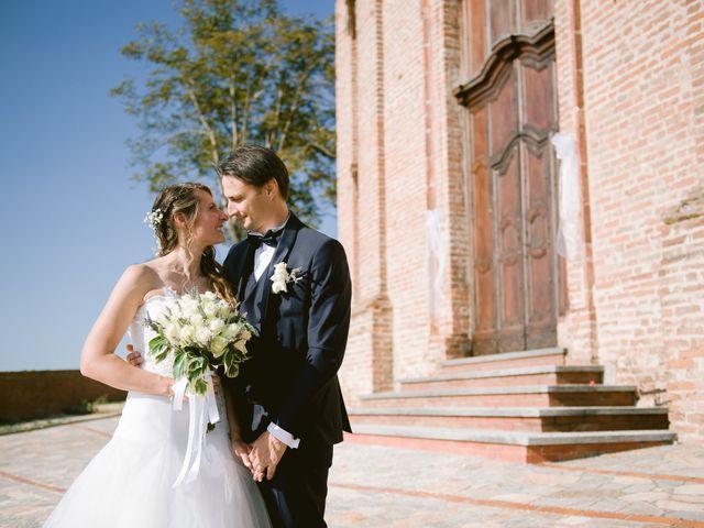 Il matrimonio di Francesco e Valeria a Treville, Alessandria 32