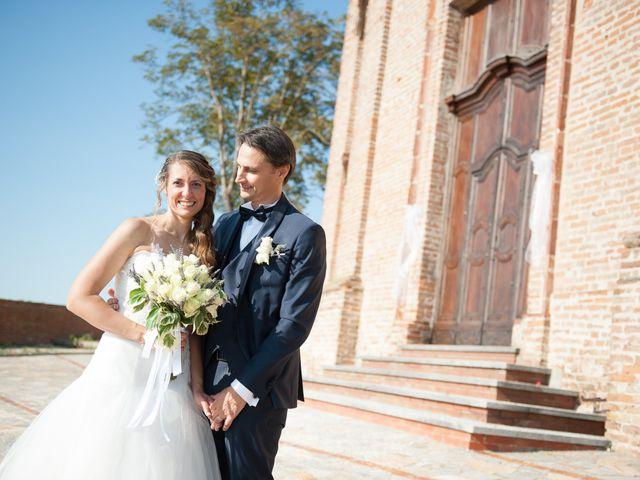 Il matrimonio di Francesco e Valeria a Treville, Alessandria 33