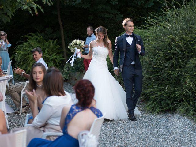 Il matrimonio di Francesco e Valeria a Treville, Alessandria 34