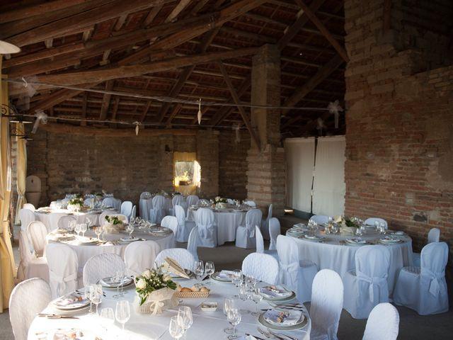 Il matrimonio di Francesco e Valeria a Treville, Alessandria 39