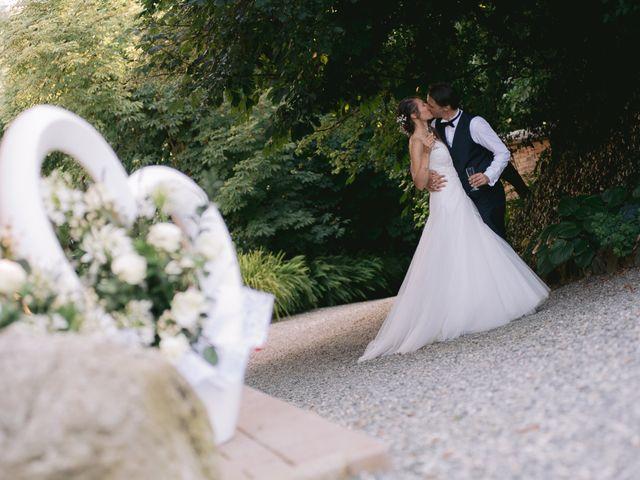 Il matrimonio di Francesco e Valeria a Treville, Alessandria 42