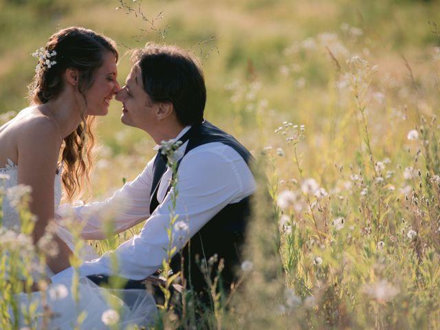Il matrimonio di Francesco e Valeria a Treville, Alessandria 43