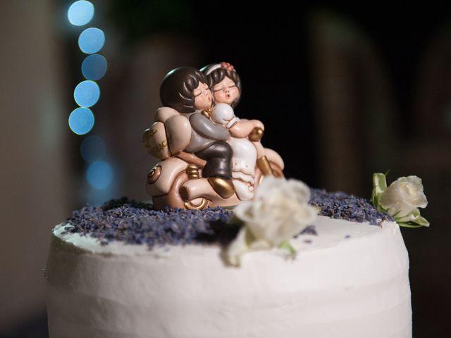 Il matrimonio di Francesco e Valeria a Treville, Alessandria 53
