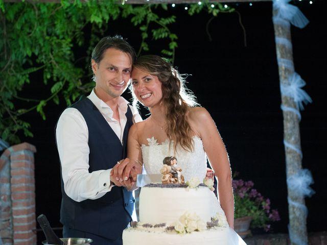 Il matrimonio di Francesco e Valeria a Treville, Alessandria 55