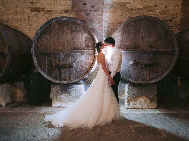 Il matrimonio di Francesco e Valeria a Treville, Alessandria 1