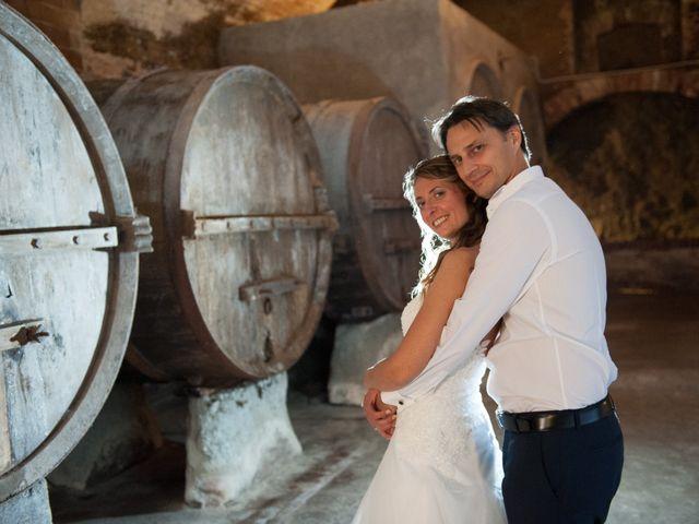 Il matrimonio di Francesco e Valeria a Treville, Alessandria 56