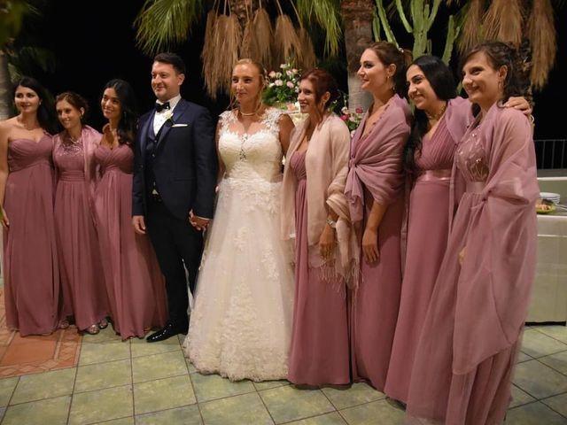 Il matrimonio di Lazzaro e Elvira a Taormina, Messina 2