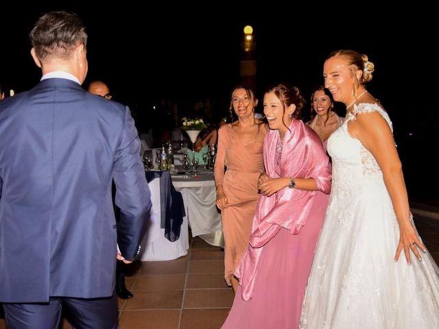 Il matrimonio di Lazzaro e Elvira a Taormina, Messina 7