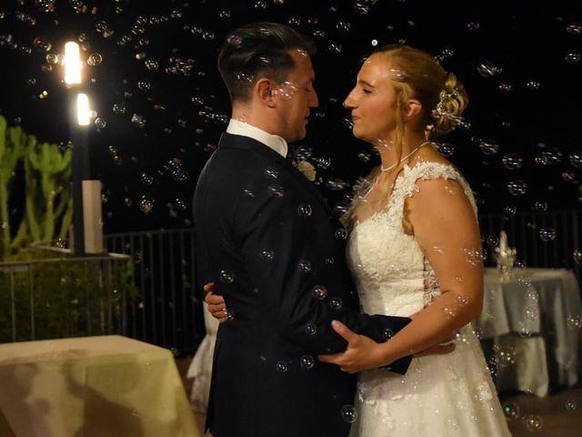 Il matrimonio di Lazzaro e Elvira a Taormina, Messina 9