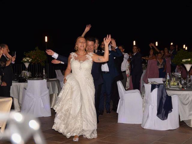 Il matrimonio di Lazzaro e Elvira a Taormina, Messina 10