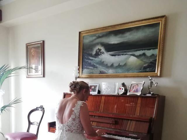 Il matrimonio di Lazzaro e Elvira a Taormina, Messina 16