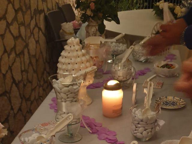 Il matrimonio di Lazzaro e Elvira a Taormina, Messina 17
