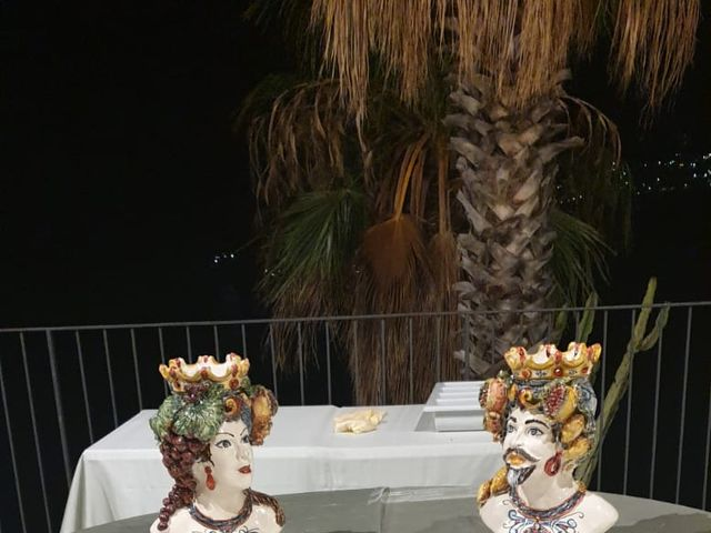 Il matrimonio di Lazzaro e Elvira a Taormina, Messina 18