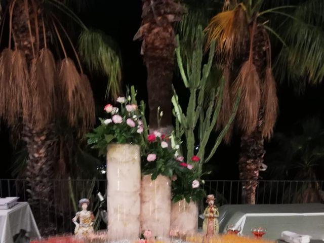 Il matrimonio di Lazzaro e Elvira a Taormina, Messina 20