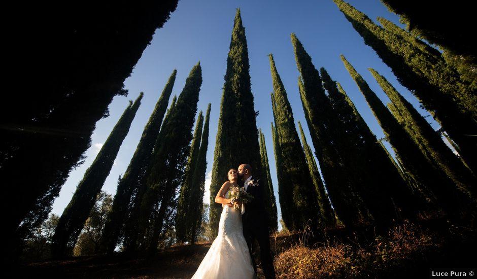 Il matrimonio di Tiziano e Serena a Rieti, Rieti