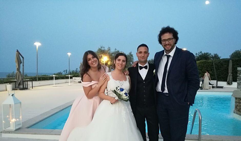 Il matrimonio di Ilenia  e Francesco  a Casalbordino, Chieti