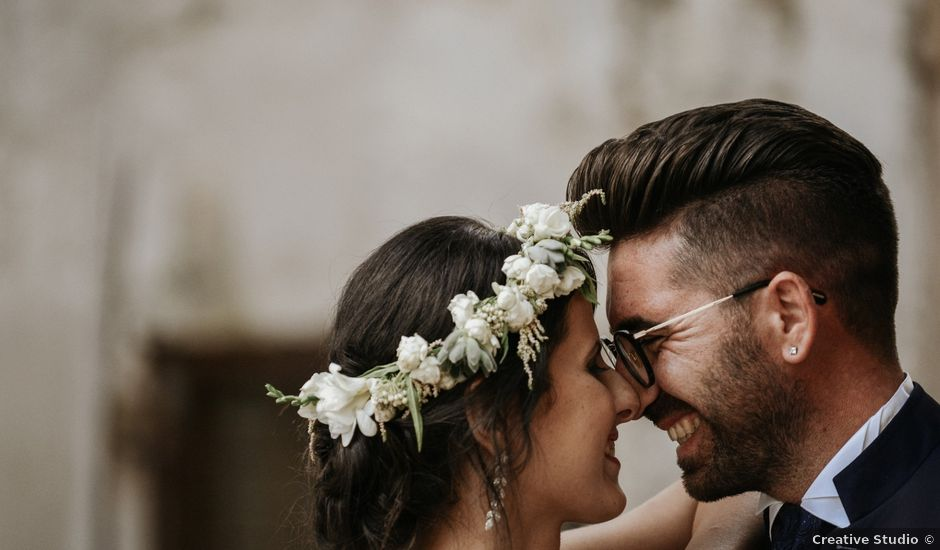 Il matrimonio di Giuseppe e Giada a Maglie, Lecce