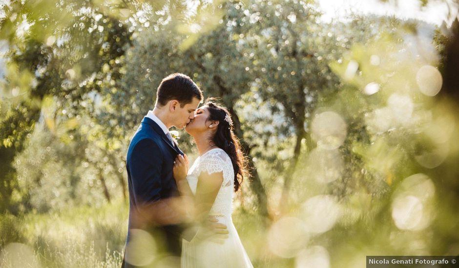 Il matrimonio di Ryan e Aneda a Firenze, Firenze