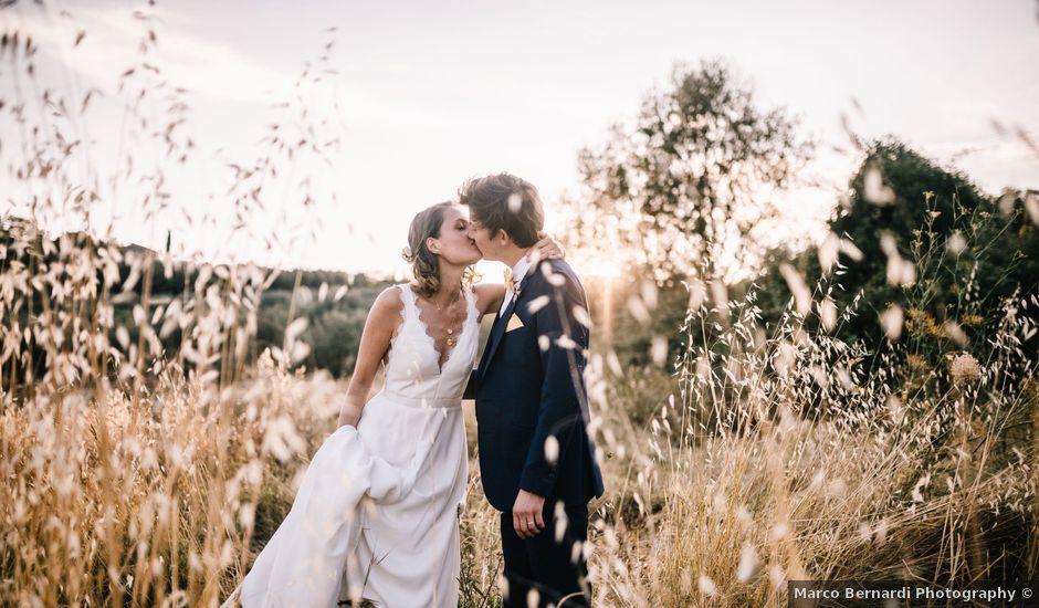 Il matrimonio di Julius e Isaure a Firenze, Firenze