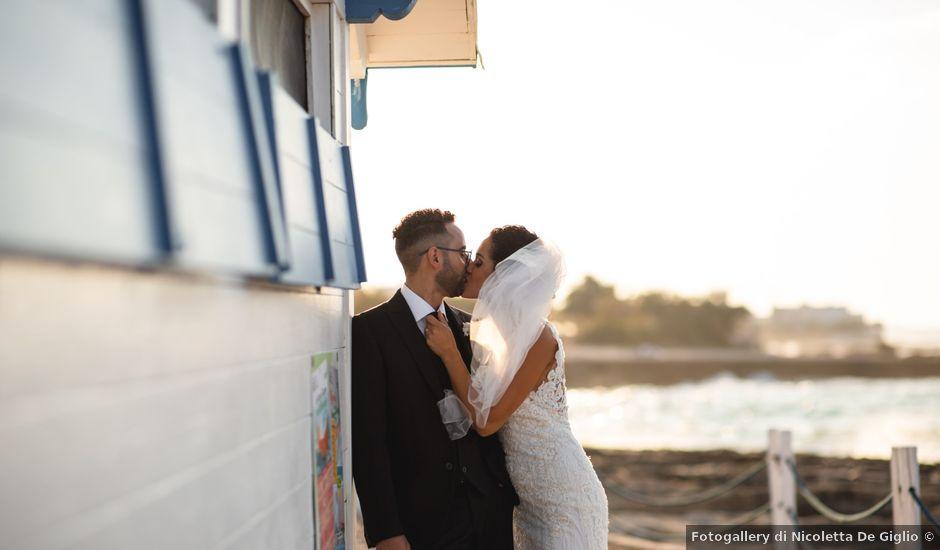 Il matrimonio di Tonio e Miriam a Mola di Bari, Bari