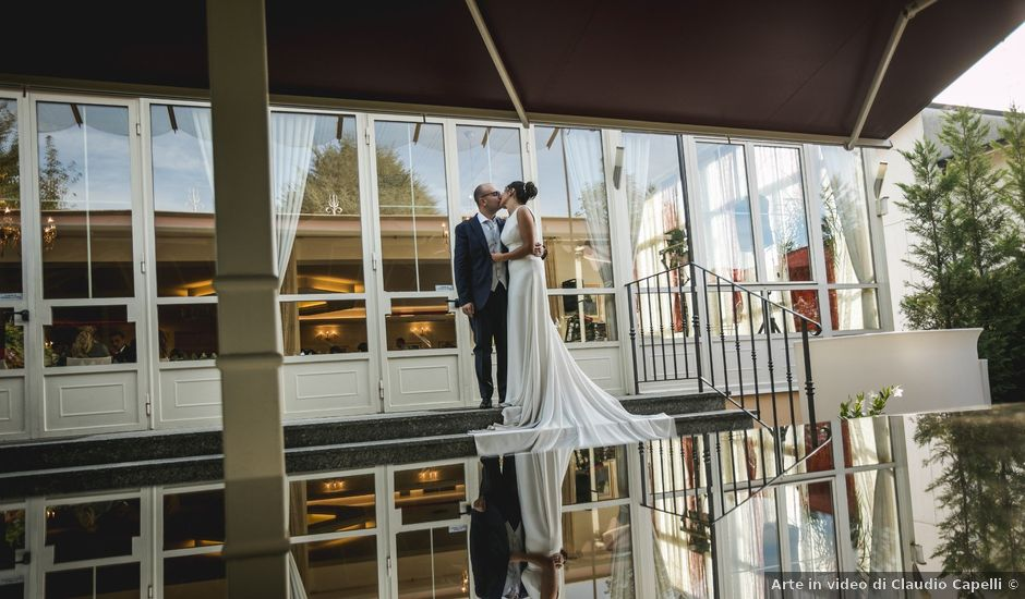 Il matrimonio di Francesco e Maria a Turate, Como