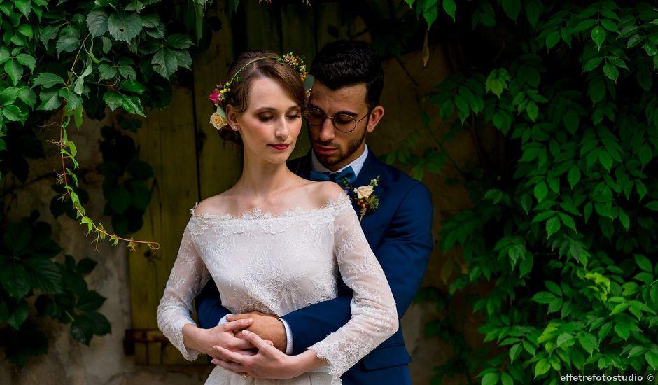 Il matrimonio di Alessio e Federica a Agazzano, Piacenza