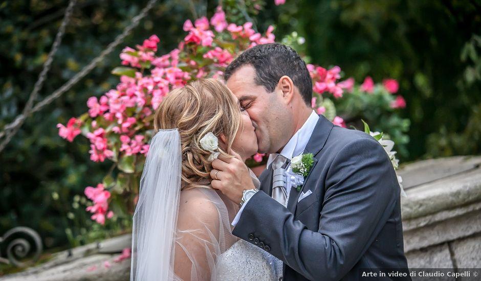 Il matrimonio di Roberto e Daniela a Oggiona con Santo Stefano, Varese