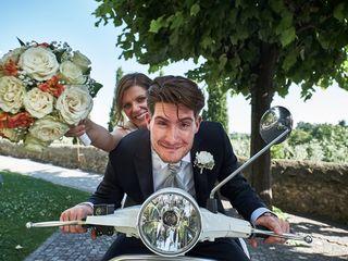 Le nozze di Monica e Simone