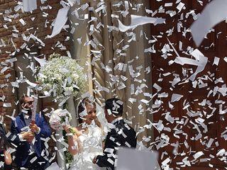 Le nozze di Ilenia e Andrea 1