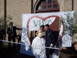 Le nozze di Ilaria e Matteo