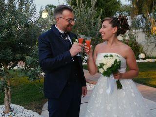 Le nozze di Irene e Mariano