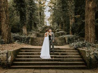 Le nozze di Jasmine e Massimo