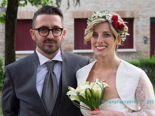 Le nozze di Davide e Cinzia
