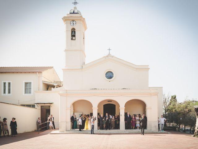 Il matrimonio di Daniele e Melina a Quartu Sant'Elena, Cagliari 14