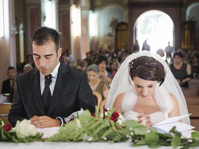Il matrimonio di Daniele e Melina a Quartu Sant'Elena, Cagliari 20