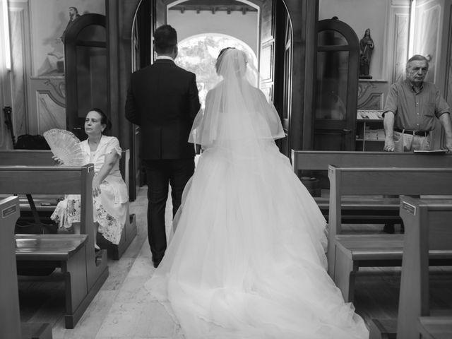 Il matrimonio di Daniele e Melina a Quartu Sant'Elena, Cagliari 21