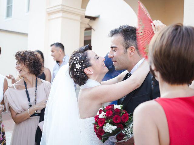 Il matrimonio di Daniele e Melina a Quartu Sant'Elena, Cagliari 23