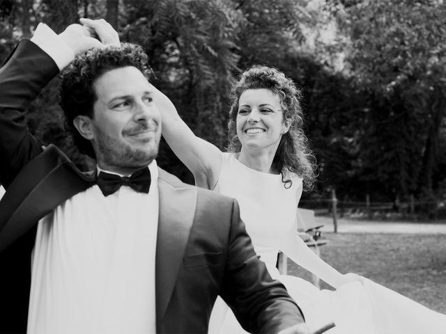 le nozze di Mauro e Alessia