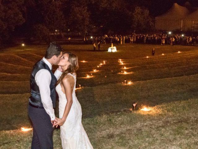 Le nozze di Vittorio e Greta