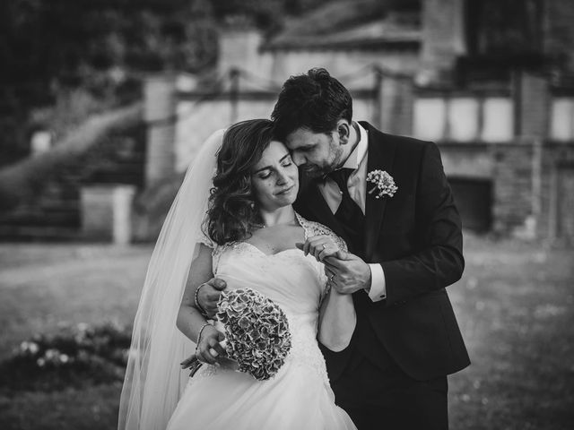 Il matrimonio di Gabriele e Sara a Bressana Bottarone, Pavia 2