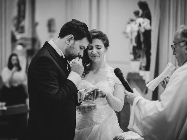 Il matrimonio di Gabriele e Sara a Bressana Bottarone, Pavia 10