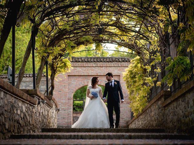 Il matrimonio di Gabriele e Sara a Bressana Bottarone, Pavia 12