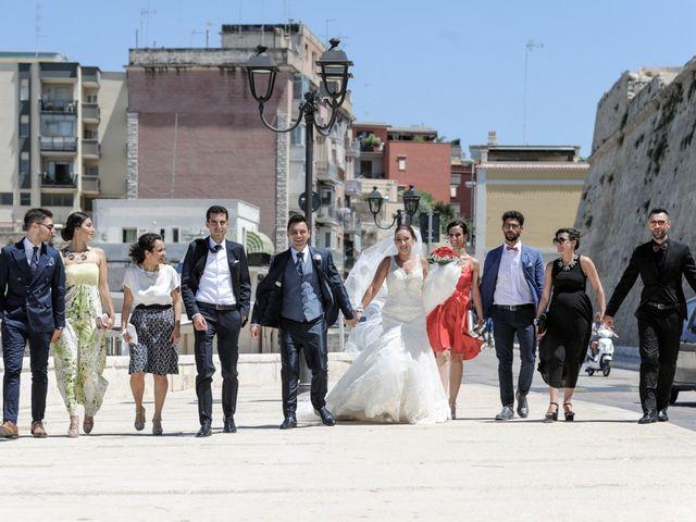 Il matrimonio di Giulio e Lucia a Bisceglie, Bari 17