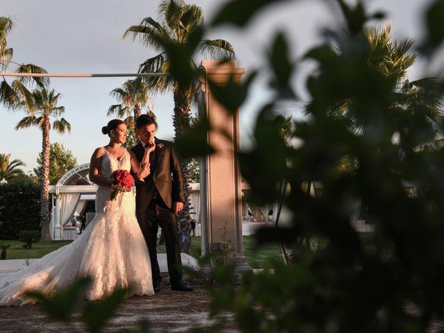 Il matrimonio di Giulio e Lucia a Bisceglie, Bari 33