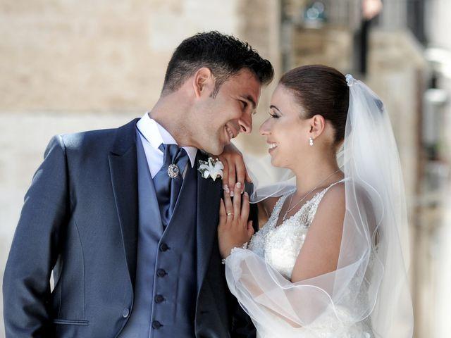 Il matrimonio di Giulio e Lucia a Bisceglie, Bari 41