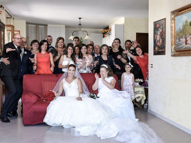 Il matrimonio di Giulio e Lucia a Bisceglie, Bari 57