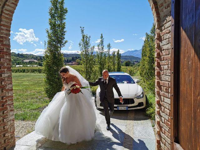 Le nozze di Sara e Mimmo