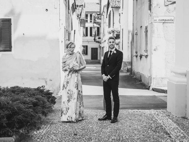 Il matrimonio di Andrea e Beatrice a Gropello Cairoli, Pavia 32